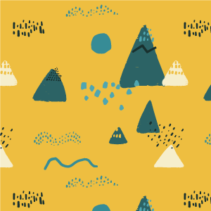 Playful-Mountain-Anna-Fuchs-Surface-Pattern-Design-Kollektion-Wanderlust-Muenchen